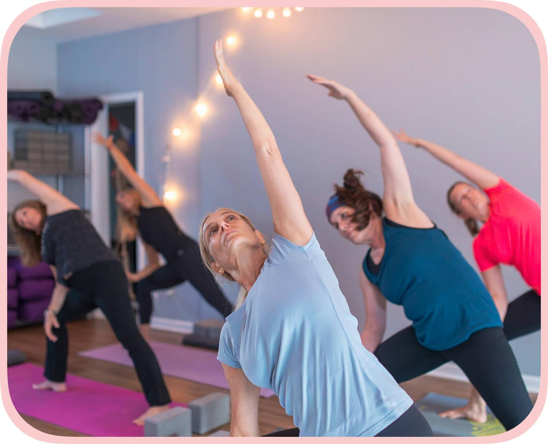 Blackbird Yoga Studio Yoga Studio In Haworth Nj